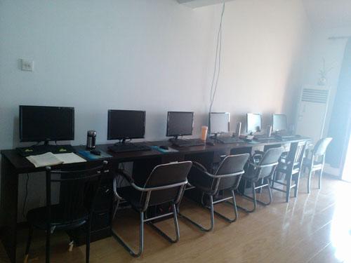 模具设计培训教室